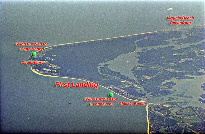 First Landing Campground Virginia Beach The Best Beaches In World